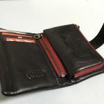 【dzet】二つ折りの本革財布を購入したがお札が出しにくいw